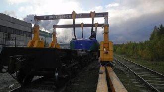 Портальная система грузоподъемностью 1000 тонн введена в эксплуатацию!