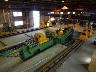 Equipment assembling on the basement for ZNPO Unikom, CJSC