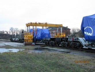 Diesel generators MAN for Baltic Nuclear Power Plant