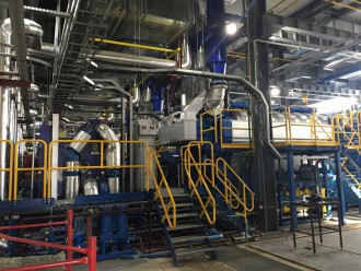 Turn-key installation of Independent Gas-fired Power Plant