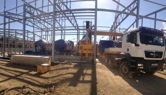 Four gas-generator plants WÀRTSILÀ installed