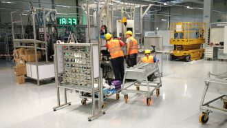 BOSCH production line relocated from Brazil to Russia