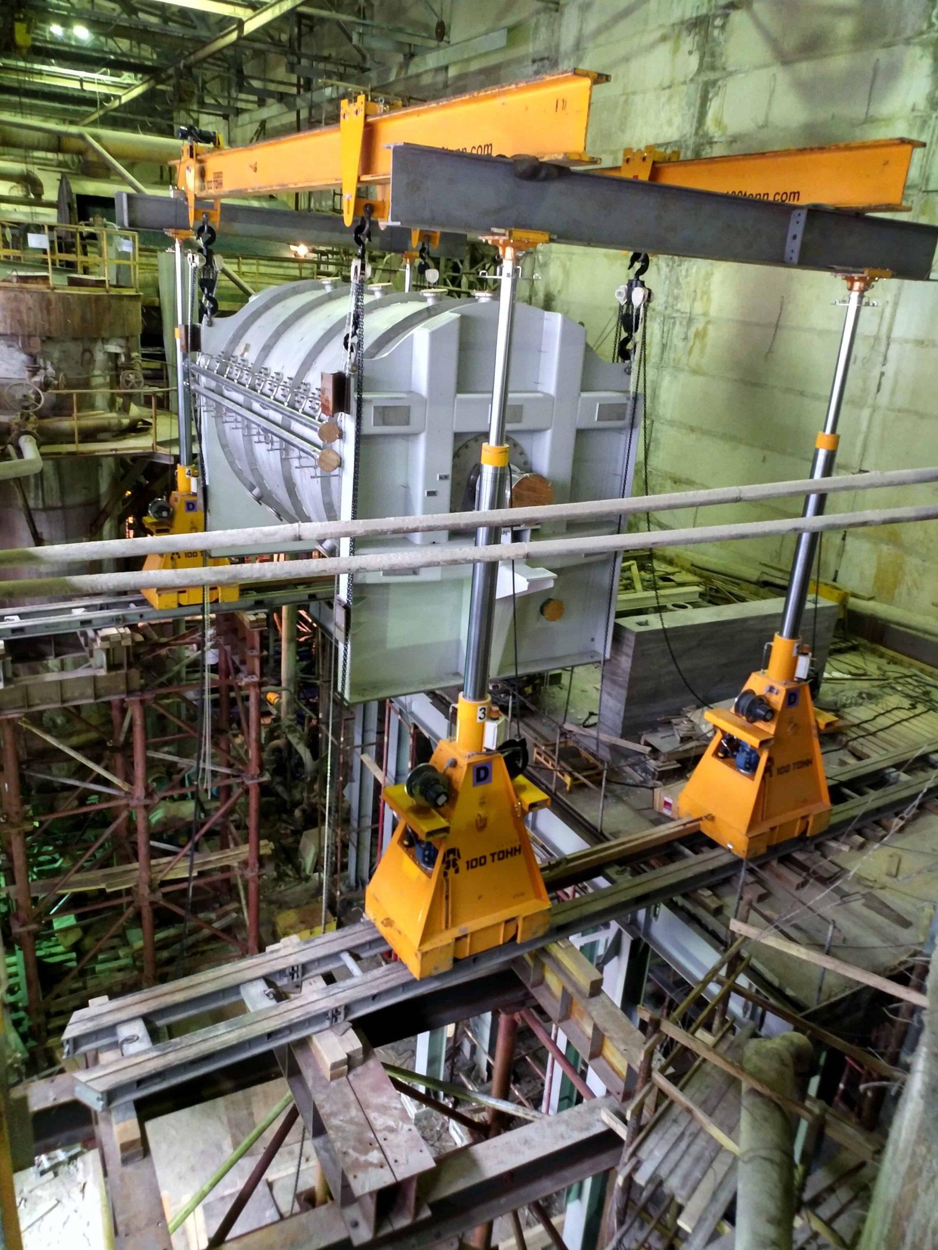 Монтаж оборудования ЦБК требует подробного технического задания