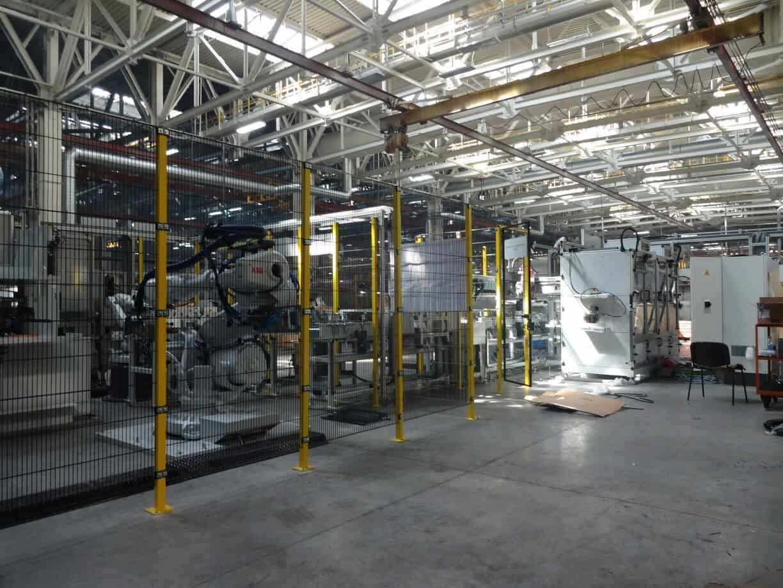 Монтаж оборудования Paul Köster на заводе «КАМАЗ» в Татарстане