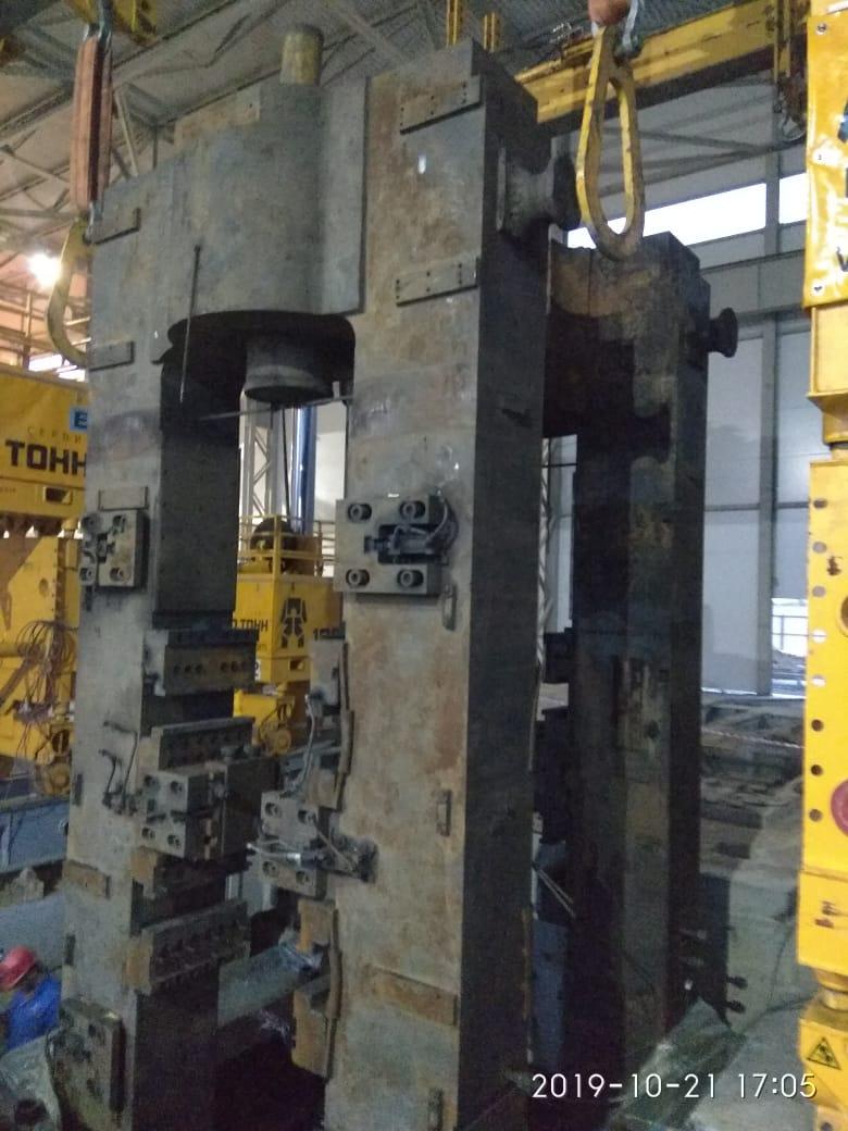 Промышленный такелаж в металлургии