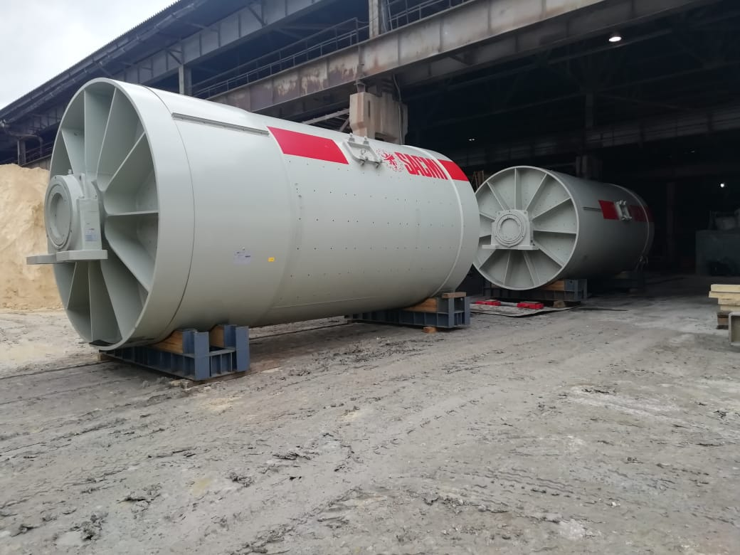 Промышленный такелаж мельниц SACMI MMC 120