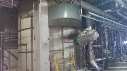 Сварка трубопроводов и емкостного оборудования