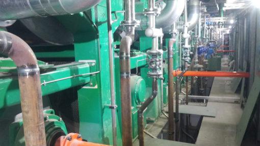 Сварочные работы при монтаже технологических трубопроводов
