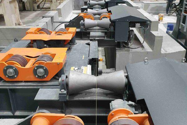 Выверка производственного оборудования HAEUSLER