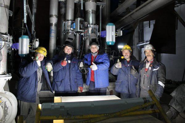 100 ТОНН МОНТАЖ завершила модернизацию БДМ в Ярославле