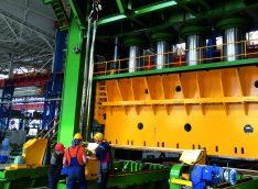 Комплексный монтаж линий по производству труб большого диаметра г. Лиски