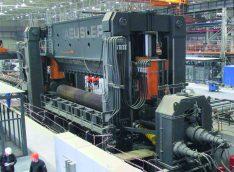 Комплексный монтаж линий по производству труб на Загорском трубном заводе