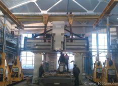 Монтаж обрабатывающего центра в Улан-Удэ