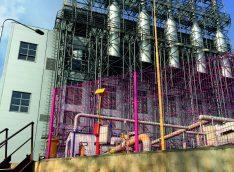Монтаж под ключ оборудования Автономной Газовой Электростанции на заводе Ангстрем-Т
