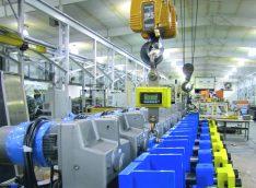 Монтаж сборочно-сварочных линий для производства цистерн